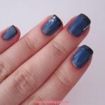 Tutorial jeans manicure