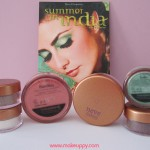 Neve Cosmetics – Summer in India Collection