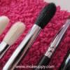 Pulire i pennelli comodamente e senza sprechi