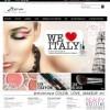 Zoeva, sito web ora in Italiano