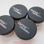 Neve Cosmetics – High Coverage Mineral Foudation