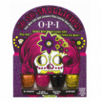 OPI – Preview So So Skullicious Halloween Collection 2012