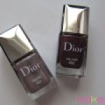 DIOR Smalti della Fall Collection 2013