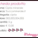 TruccoMinerale.it – Cipria