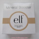 e.l.f. – Mineral Booster (Updated!)