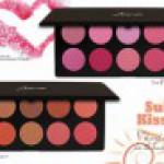Fresh Pink e Sun Power: le nuove blush palettes Zoeva