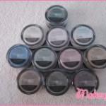 Maxi review di aggiornamento sui nuovi ombretti Neve Cosmetics