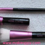 Neve Cosmetics – Pennelli Electro Chic