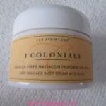 I COLONIALI – Crema Corpo Massaggio Profondo alla Mirra