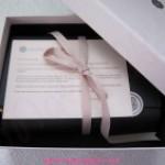 Unboxing GlossyBox Novembre 2011