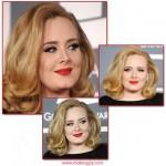 Adele's Grammy Awards 2012 Inspired Makeup