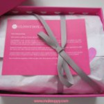 Unboxing GlossyBox Gennaio 2012