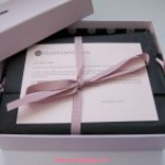 Unboxing GlossyBox Marzo 2012
