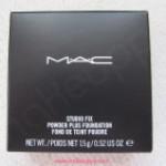 MAC – Studio Fix Powder Foundation (Updated!)