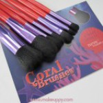 Neve Cosmetics – Review Coral Brushes
