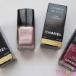 CHANEL Smalti Rouge Allure Moiré Collection