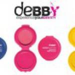 Debby colorSHATUSH in arrivo a Maggio